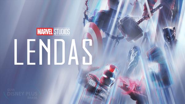 Lendas-da-Marvel Conheça os Lançamentos de Hoje no Disney+ (08/01/2021)