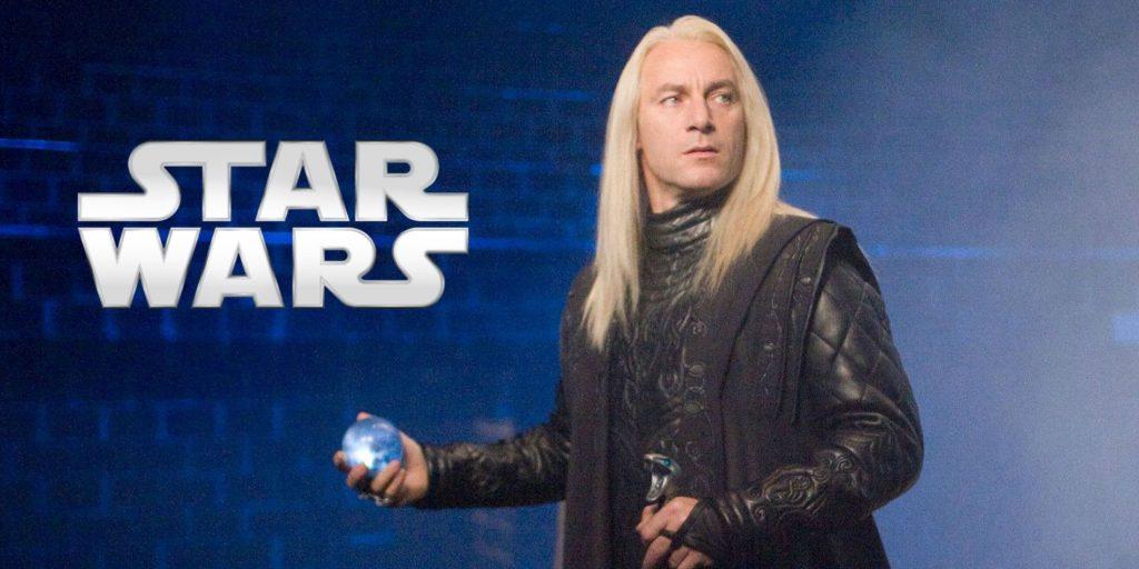 Lucio-Malfoy-Star-Wars-1024x512 Intérprete de Lucio Malfoy (Harry Potter) quer um Papel na Franquia Star Wars