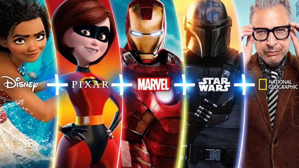 Marcas-do-Disney-Plus-1024x576 Lista com Tudo o que Existe no Disney Plus - Filmes, Séries e Curtas
