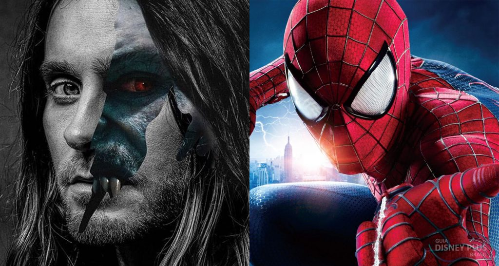 Morbius-Homem-Aranha-1024x546 Homem-Aranha: Jared Leto Abre O Jogo Sobre Morbius