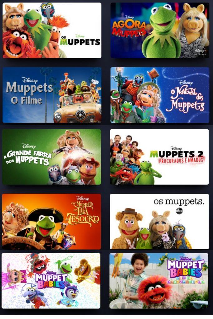 Muppets-Disney-Plus-683x1024 Muppet Show: Todas as 5 Temporadas em Fevereiro no Disney Plus