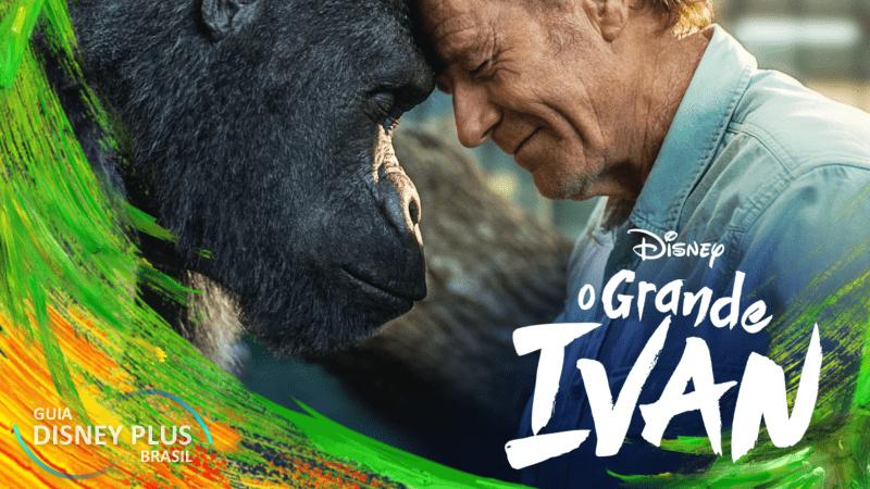 """O-Grande-Ivan-3 Confira os Lançamentos de Hoje no Disney+, incluindo """"O Grande Ivan"""""""