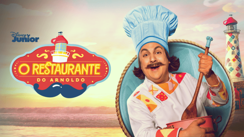 O-Restaurante-do-Arnoldo Confira as Estreias da Semana no Disney+, Incluindo 'Sou Luna: O Último Show'