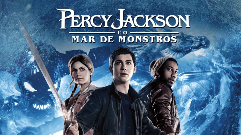 Percy-Jackson-e-o-Mar-de-Monstros Percy Jackson e os Olimpianos | Autor Compartilha Atualização sobre a Série do Disney+