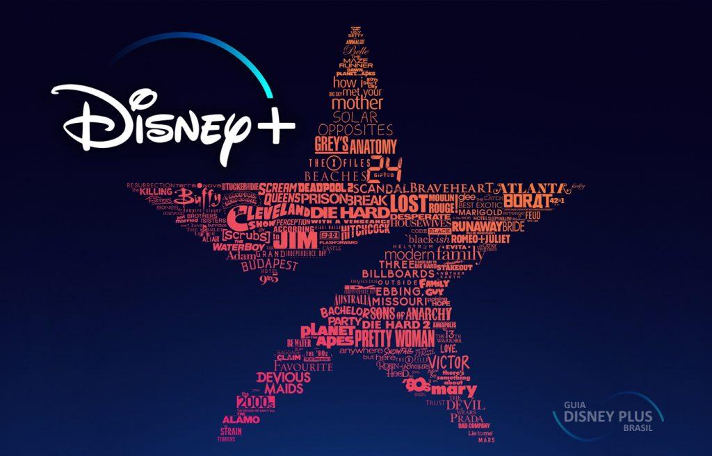 STAR-Disney-Plus-1024x657 Disney+ Anuncia Grande Expansão com Novos Filmes e Séries do STAR