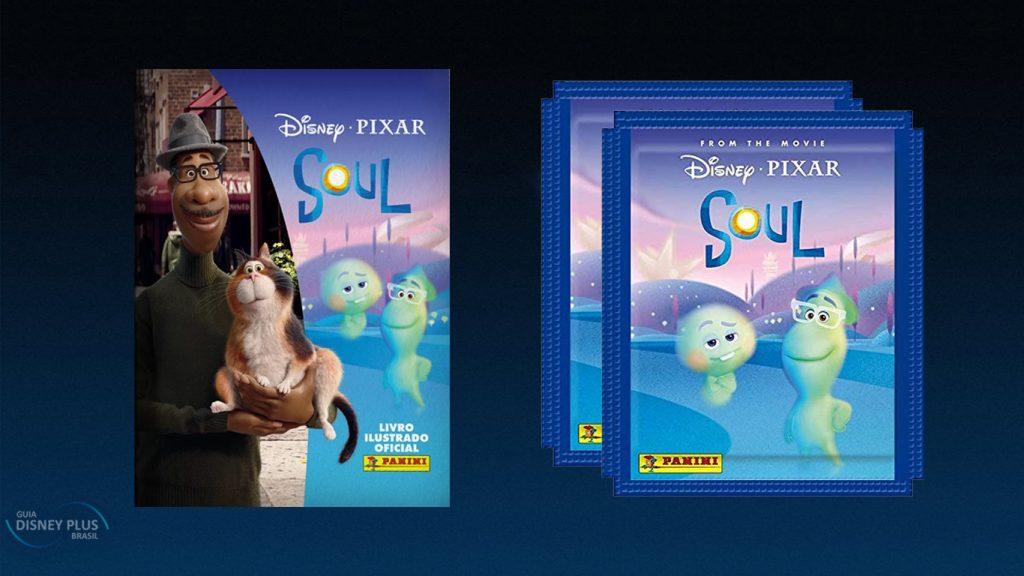 Soul-Album-de-Figurinhas-2-1024x576 Soul: Álbum de Figurinhas Oficial é Lançado no Brasil - Preço e Onde Comprar