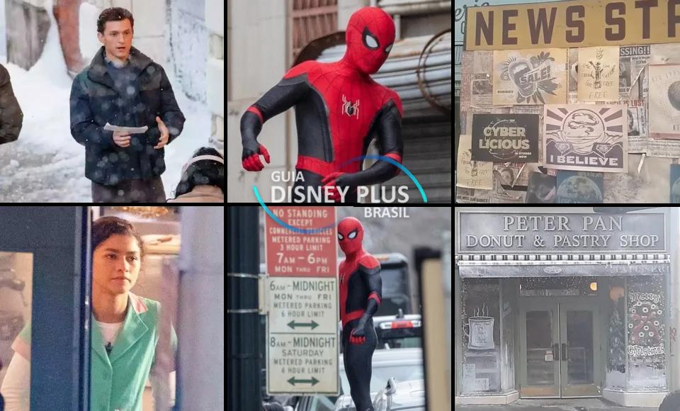 Tobey-Maguire-Homem-Aranha-3-Capa Homem-Aranha 3: Tom Holland Aparece em Set com Traje do Super-Herói