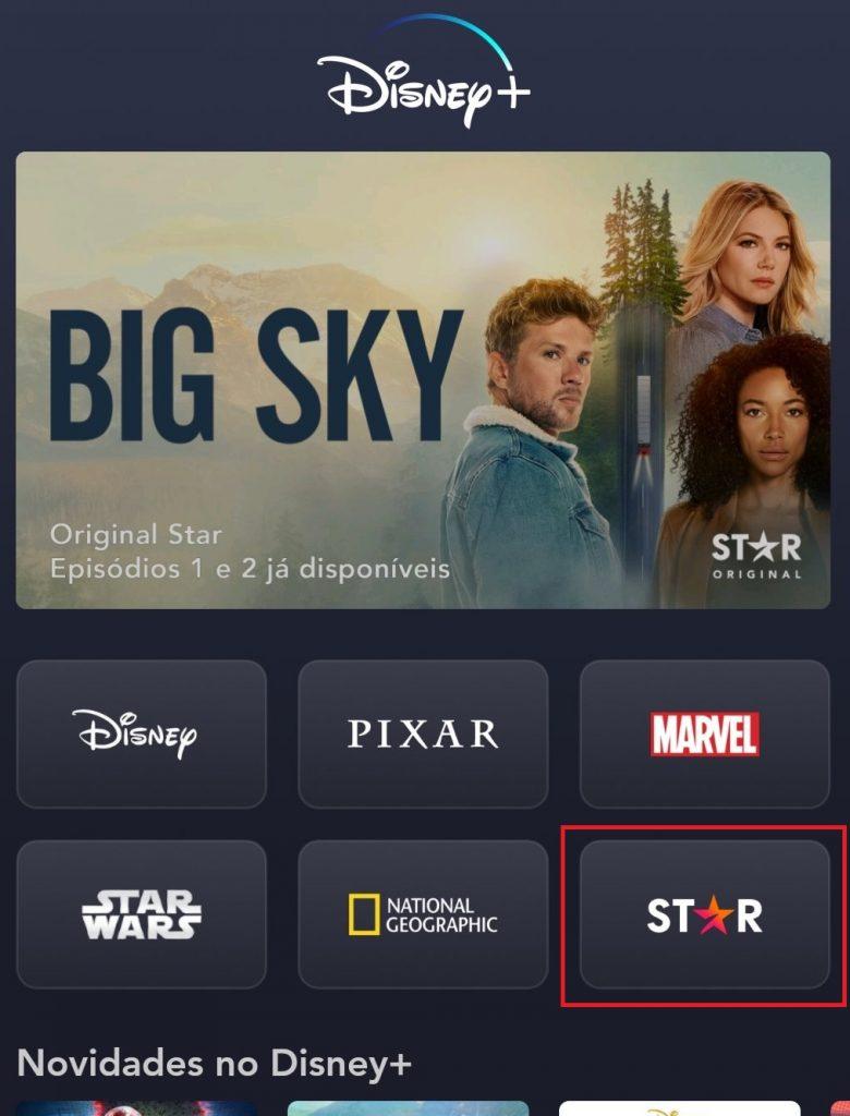 Aba-STAR-no-Disney-Plus-780x1024 STAR Estreia no Disney+ de 17 Países com Centenas de Filmes e Séries