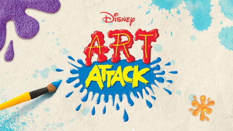 Art-Attack-Disney-Plus Veja Todos os Lançamentos de Hoje no Disney Plus (05/02/2021)