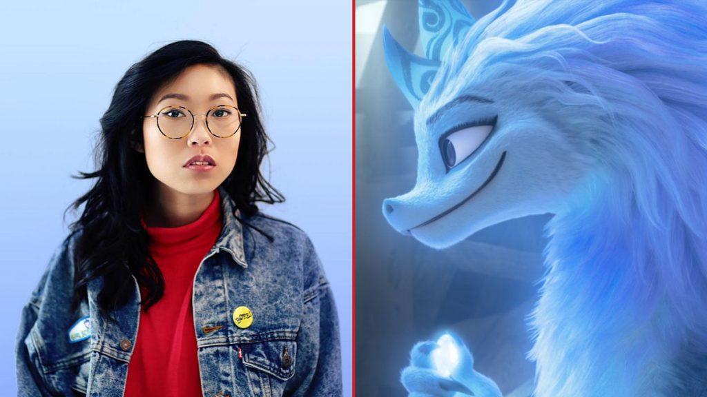 Awkwafina-Sisu-1024x576 Raya e o Último Dragão: Quem São os 3 Artistas do MCU que estão na Animação