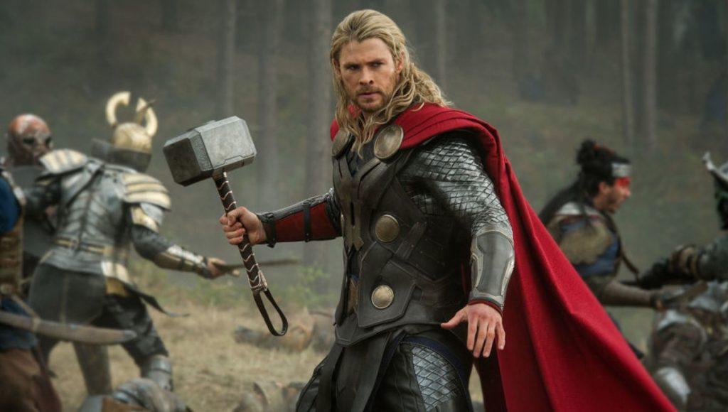 Chris-Hemsworth-Thor-Treinamento-1024x580 Thor: Amor e Trovão | Chris Hemsworth Compartilha Vídeo de Treinamento Insano Para o Filme