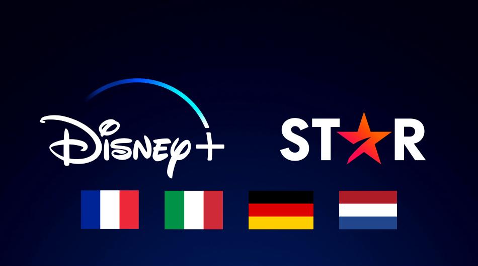 Disney-Plus-e-Star-Originais-Europeus-1 10 Novos Originais Europeus São Anunciados Para o Disney+ e STAR