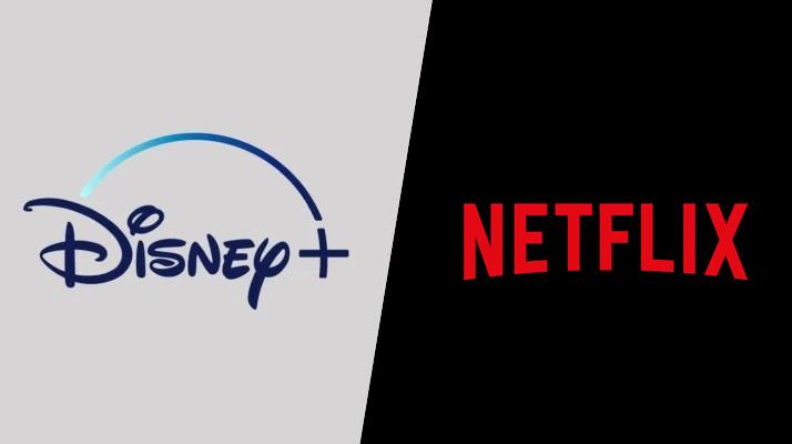 Disney-Plus-vs-Netflix Disney+ Deve Superar Netflix no Número de Assinantes em 5 Anos