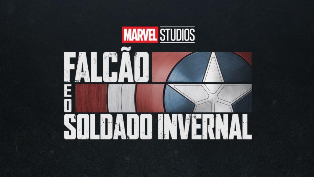 Falcao-e-o-Soldado-Invernal-Logo-1024x576 'Falcão e o Soldado Invernal' é 200% Mais Esperado do que 'The Mandalorian'