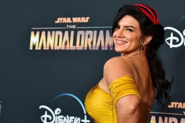 Gina-Carano Gina Carano Anuncia Novo Projeto Menos de 24h Após sua Demissão da Disney