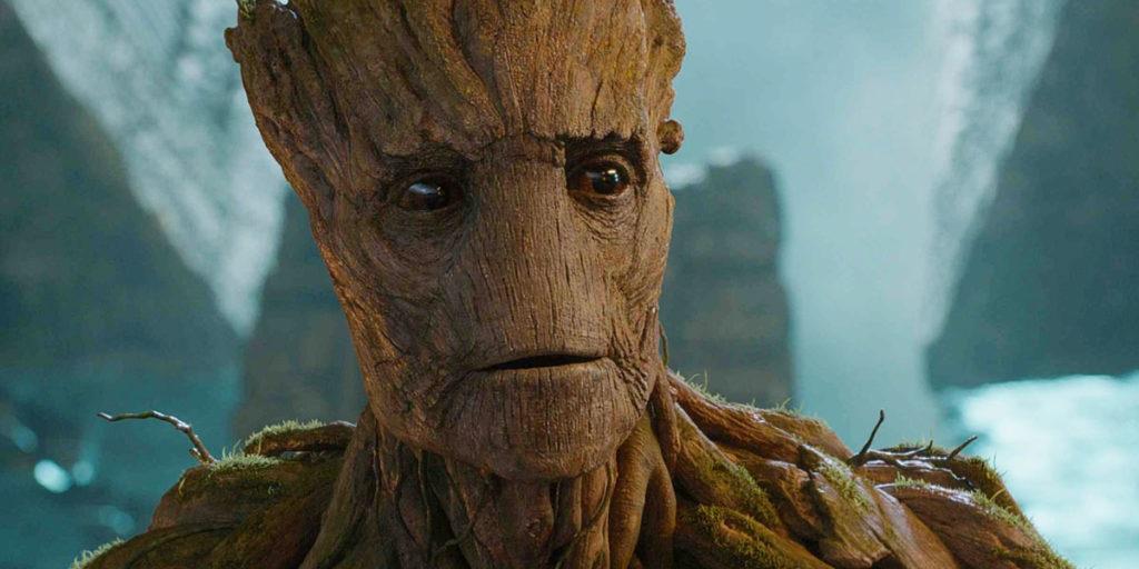 Groot-Adulto-Guardioes-da-Galaxia Confirmado: Versão Adulta do Groot não Retornará em 'Guardiões da Galáxia Vol. 3'