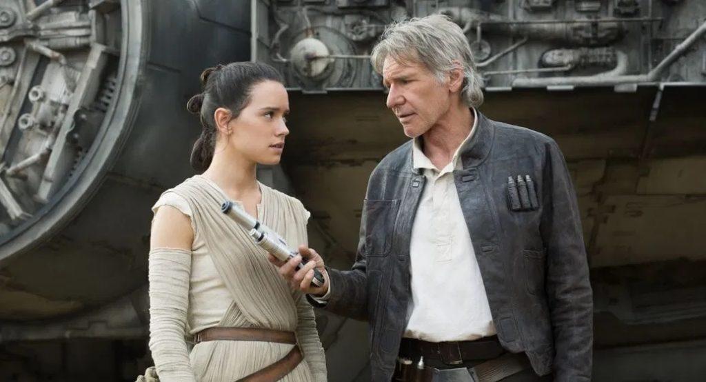 Han-Solo-Rey-1024x554 Star Wars: Han Solo Sabia que Rey era Neta de Palpatine o Tempo Todo?