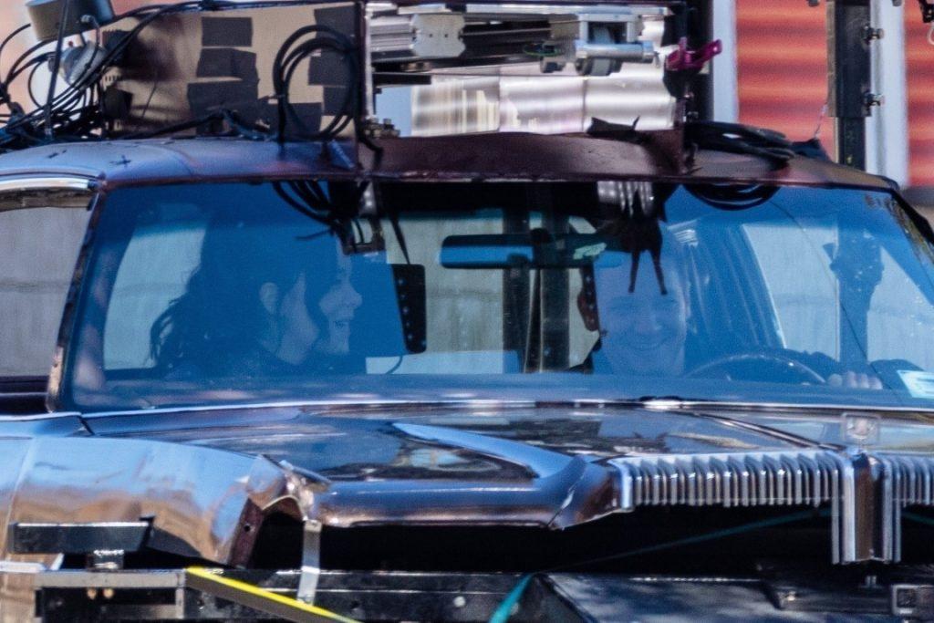 Hawkeye-Gaviao-Arqueiro-Set-de-Filmagem-11-1024x683 Gavião Arqueiro: Mais de 30 Novas Fotos e Vídeos do Set de Filmagem de 'Hawkeye'