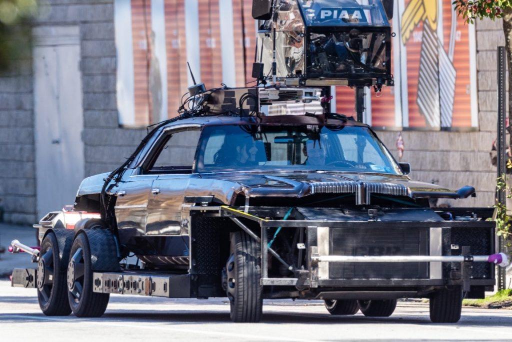 Hawkeye-Gaviao-Arqueiro-Set-de-Filmagem-13-1024x683 Gavião Arqueiro: Mais de 30 Novas Fotos e Vídeos do Set de Filmagem de 'Hawkeye'