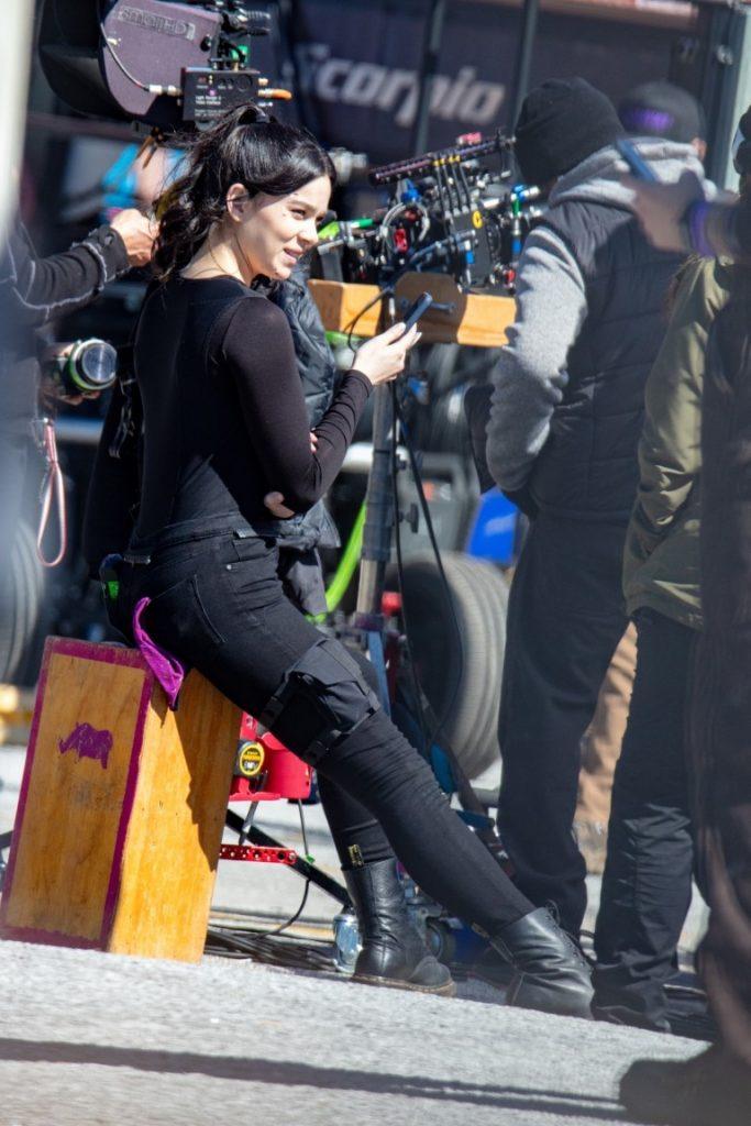Hawkeye-Gaviao-Arqueiro-Set-de-Filmagem-25-683x1024 Gavião Arqueiro: Mais de 30 Novas Fotos e Vídeos do Set de Filmagem de 'Hawkeye'