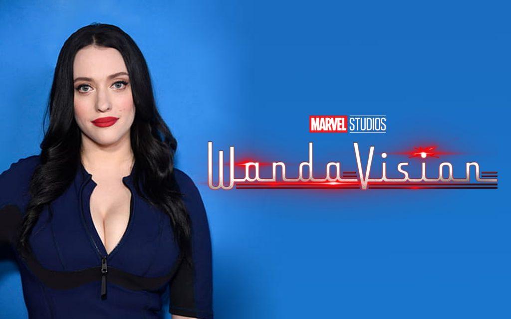 Kat-Dennings-WandaVision-1024x640 Kat Dennings Não Sabia que Seu Contrato com a Marvel era para 'WandaVision'