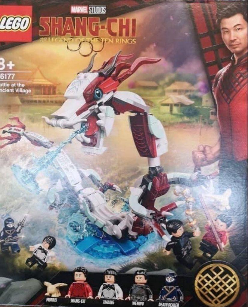 Lego-Shang-Chi-826x1024 Shang-Chi e a Lenda dos Dez Anéis: Material Vazado Revela Uniforme do Super-Herói