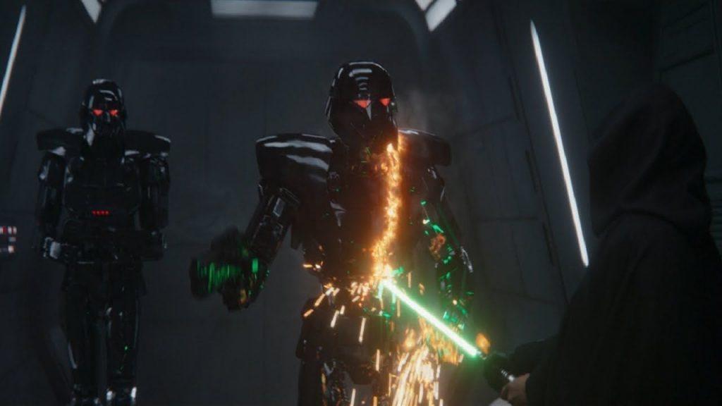 Luke-Skywalker-Dark-Troopers-1024x576 The Mandalorian: Editaram o Final da Temporada 2 com Tema de Luke Skywalker e Ficou Incrível