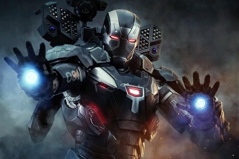 Maquina-de-Combate-MCU Armor Wars: Tony Stark Será Fundamental para a Série do Máquina de Combate