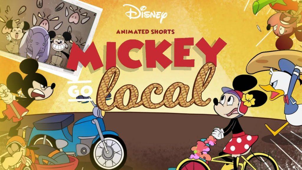 Mickey-Go-Local-1024x576 Veja as Estreias da Semana no Disney+, incluindo 'Flora e Ulysses' e 'Bia: Um Mundo do Avesso'