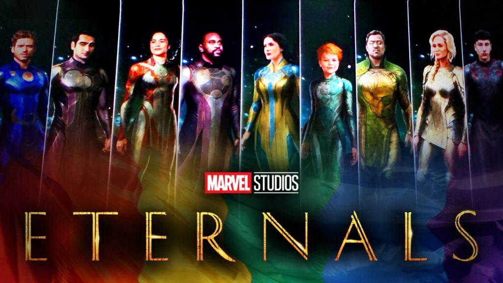 Os-Eternos-Herois-1024x576 Os Fãs Vão se Apaixonar pelos Heróis de 'Os Eternos', diz a Diretora Chloé Zhao