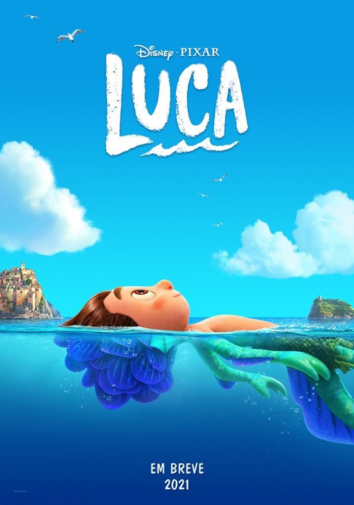 Poster-Luca-Pixar Luca: Tudo Sobre o Novo Filme da Pixar no Disney+