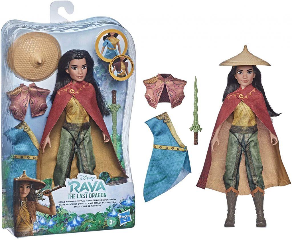 Raya-2-1024x842 Bonecas Oficiais de 'Raya e o Último Dragão' já estão à venda no Brasil