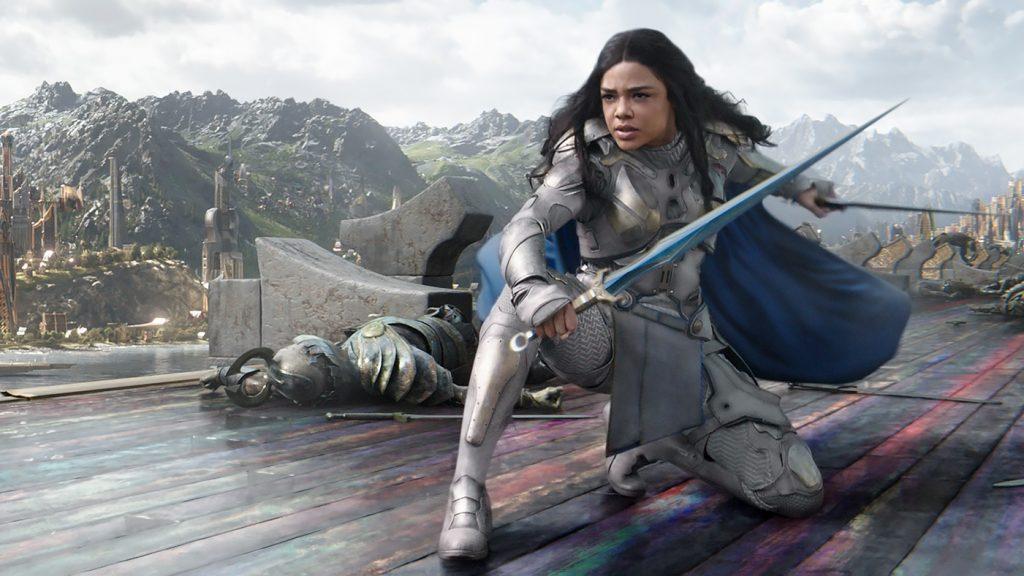 Tessa-Thompson-1024x576 6 Celebridades da Disney, Marvel e Star Wars ganharão estrela na Calçada da Fama de Hollywood em 2022
