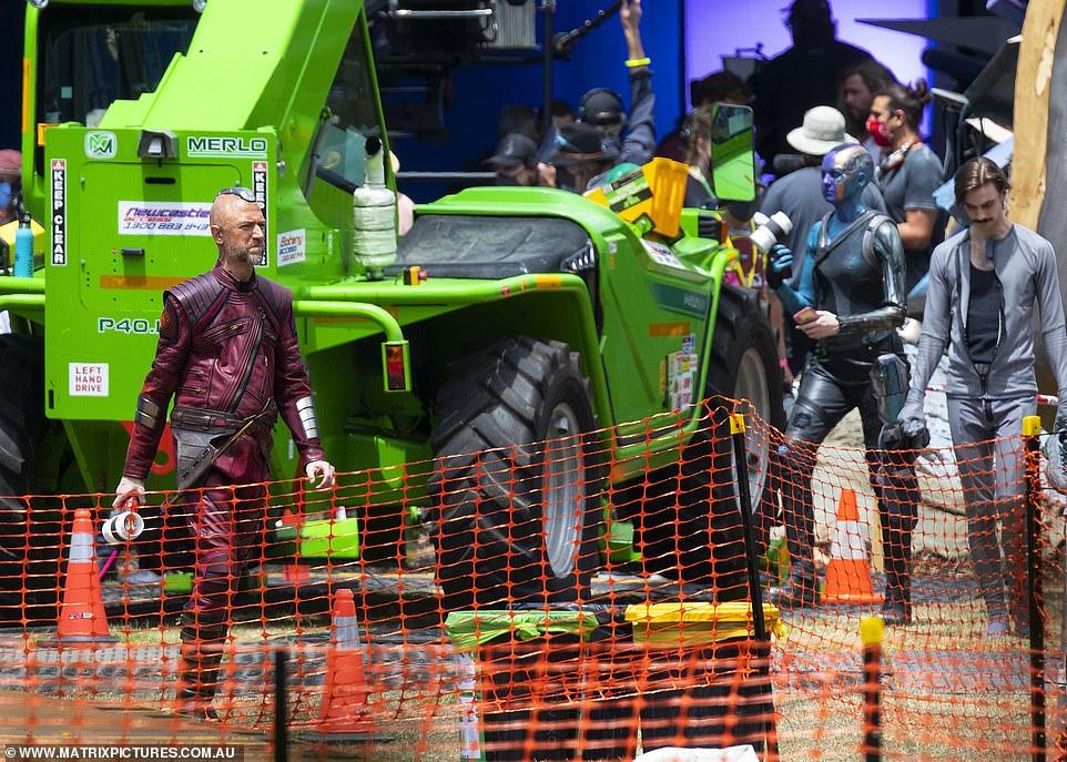 Thor-Amor-e-Trovao-Primeiras-Fotos-do-Set-2 James Gunn Confirma Envolvimento em 'Thor: Amor e Trovão'!