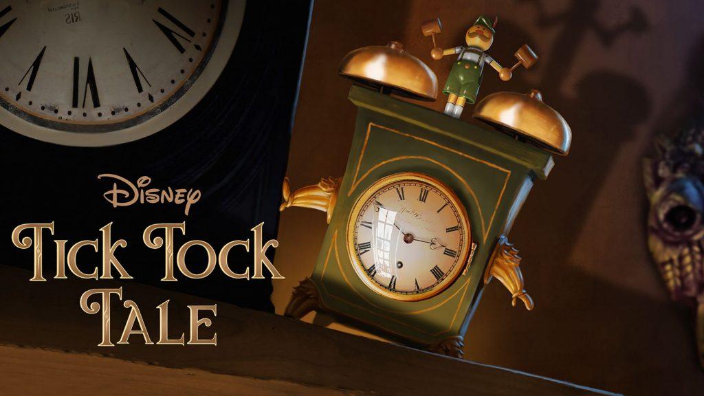 Tick-Tock-Tale-1024x576 Lançamentos do Disney+ em Março: Lista Completa e Atualizada