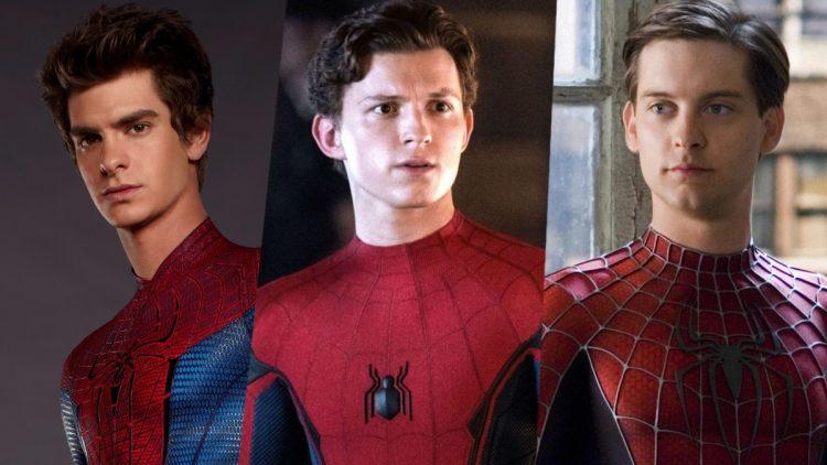 Homem-Aranha 3: Tom Holland Diz o que Pensa Sobre Tobey Maguire e Andrew  Garfield