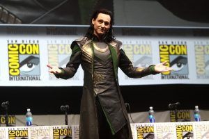 Comic Con San Diego Loki