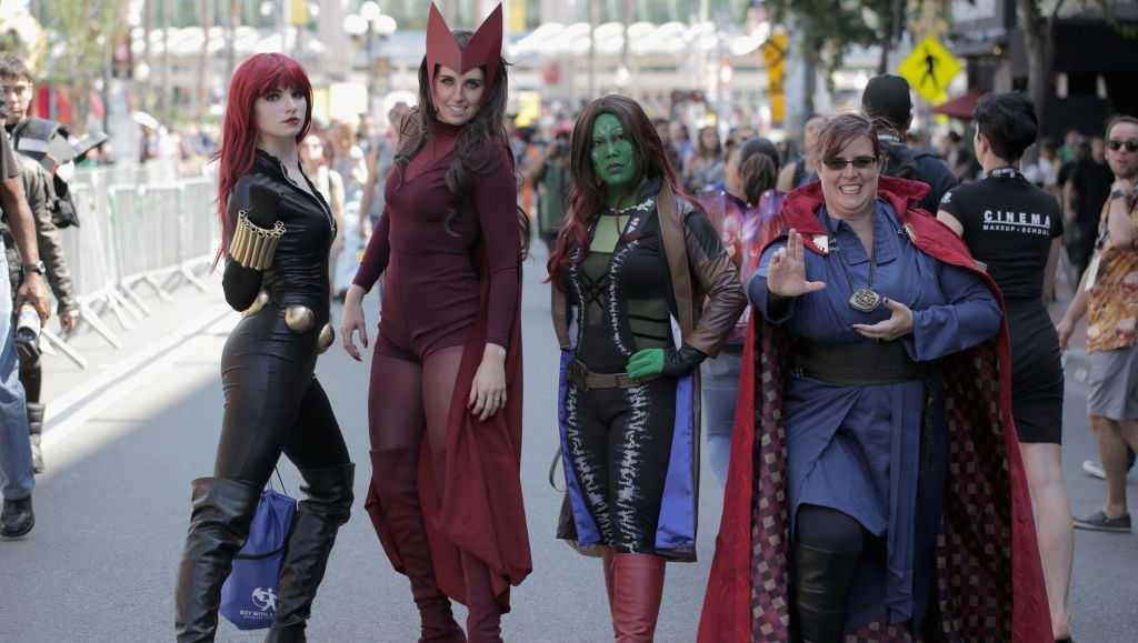Comic-Con-San-Diego San Diego Comic-Con Será Virtual Pelo Segundo Ano Seguido