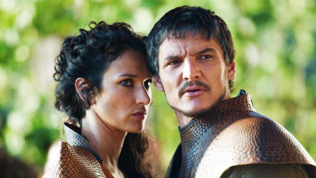 Ellaria-Sand-Indira-Varma-e-Pedro-Pascal-1024x576 Obi-Wan Escala Atriz de Game of Thrones para a Série Star Wars