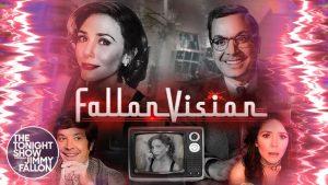 FallonVision com Elizabeth Olsen