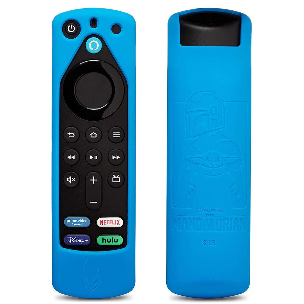 Fire-TV-Stick-Capinha-The-Mandalorian Novo Fire TV Stick da Amazon tem Botão do Disney+ e está em Pré-venda