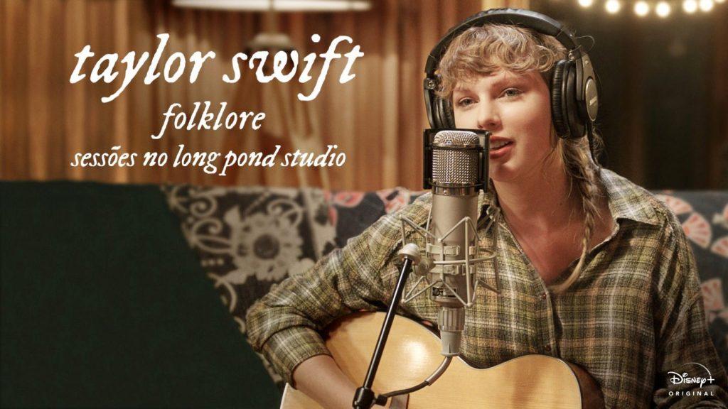 Folklore-Sessoes-no-Long-Pond-Studio-Disney-Plus-1024x576 Grammy: Melhor Álbum do Ano Tem Versão Especial Exclusiva no Disney+