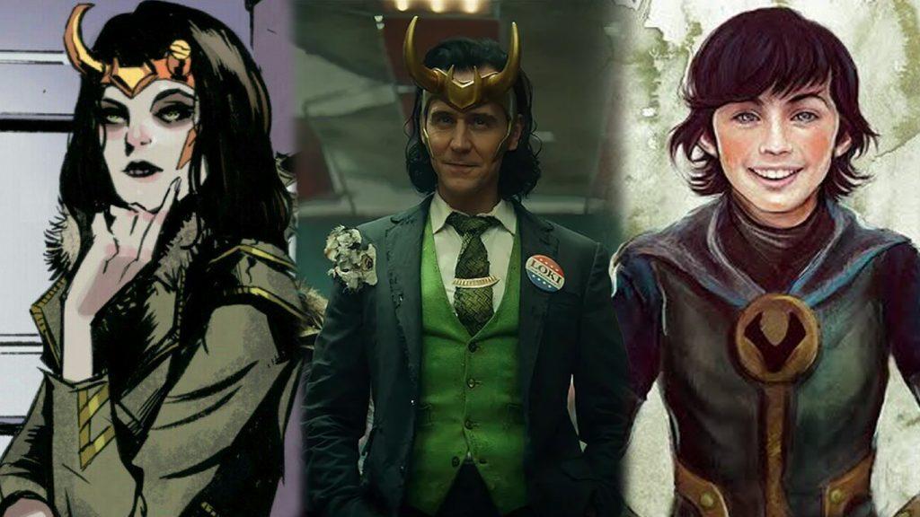 Lady-Loki-e-Kid-Loki-Disney-Plus-1-1024x576 Série de Loki Pode Trazer Versões de Lady Loki e Kid Loki