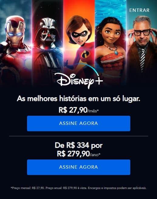 Preco-do-Disney-Plus Disney Plus: Preço, Lançamentos, Catálogo e Tudo que você precisa saber