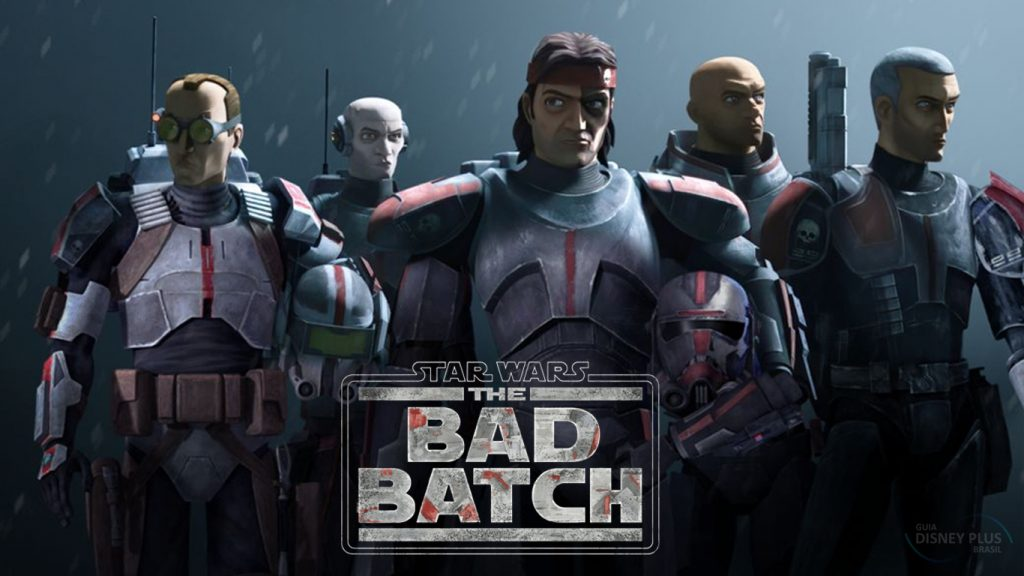 The-Bad-Batch-Os-Malfeitos-DisneyPlus-1024x576 The Bad Batch: Tudo o que já sabemos da nova animação de Star Wars