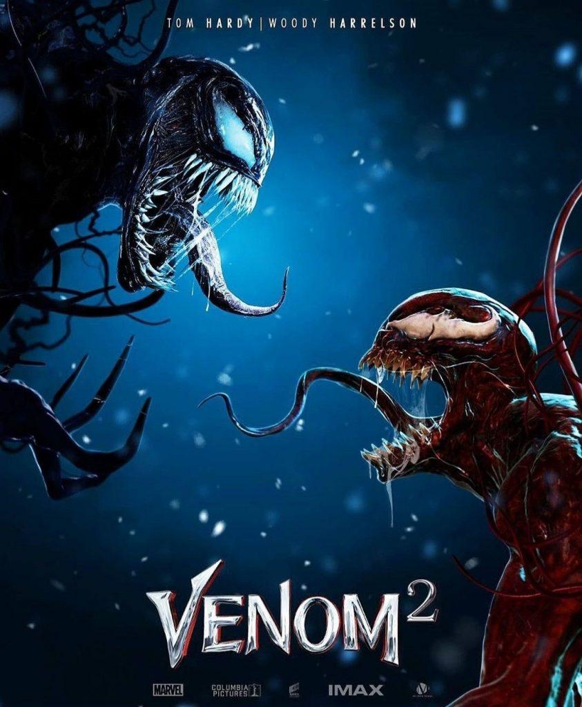 Venom-2-Poster-Nao-Oficial-843x1024 Tudo o Que Já Sabemos Sobre Venom 2