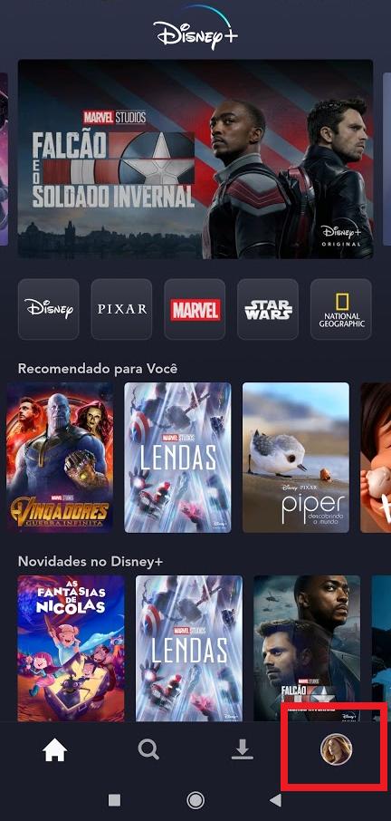 image-27 Avatar do Novo Capitão América é Adicionado ao Disney+