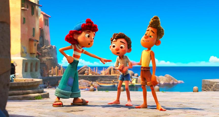 image-54 Luca: Tudo Sobre o Novo Filme da Pixar no Disney+
