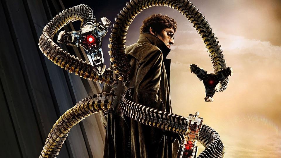 Alfred-Moline-Otto-Octopus Spider-Man: No Way Home Confirma 2 Nomes em seu Elenco