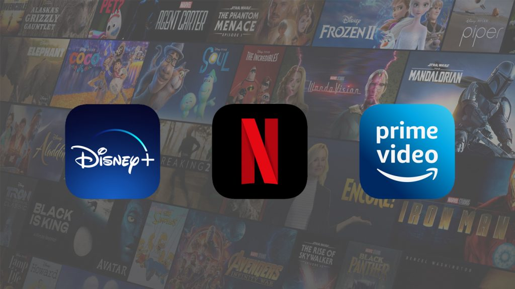 Disney-Plus-Netflix-Prime-Video-1024x576 Disney+ cresce e Netflix e Prime Video perdem assinantes no 1º Trimestre de 2021